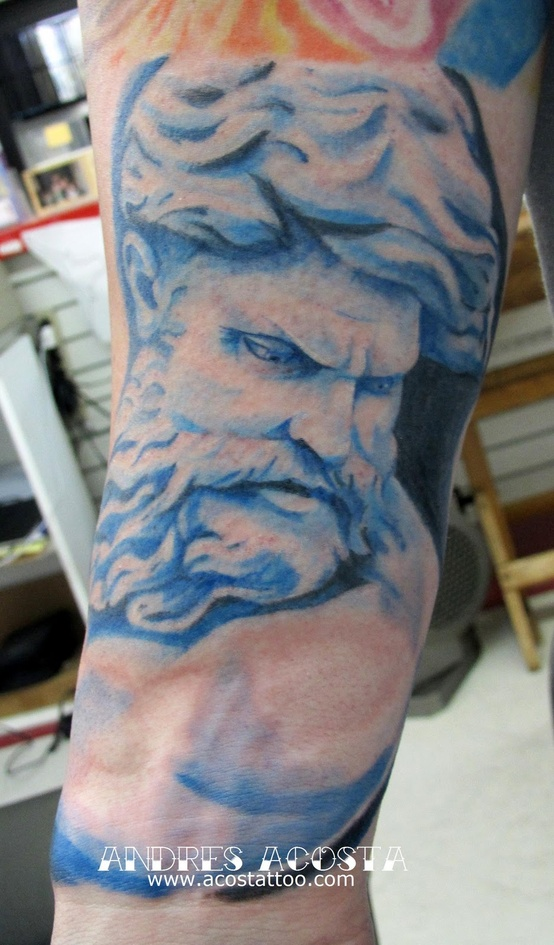Grek Gods tattoos (31)