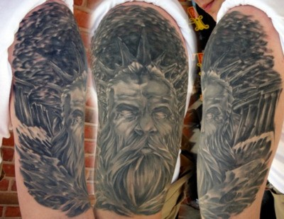 Grek Gods tattoos (30)