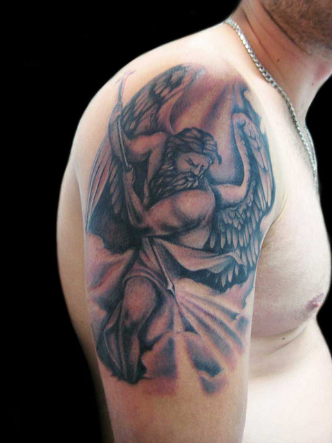 Grek Gods tattoos (23)