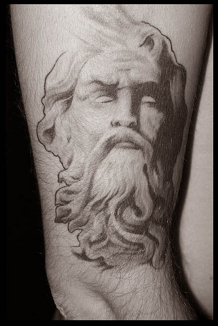 Grek Gods tattoos (22)