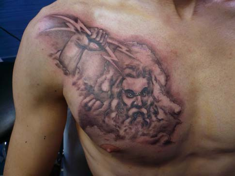 Grek Gods tattoos (21)