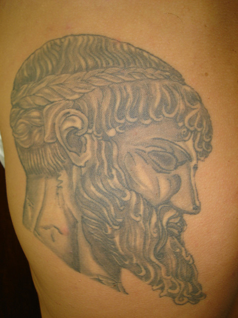 Grek Gods tattoos (20)
