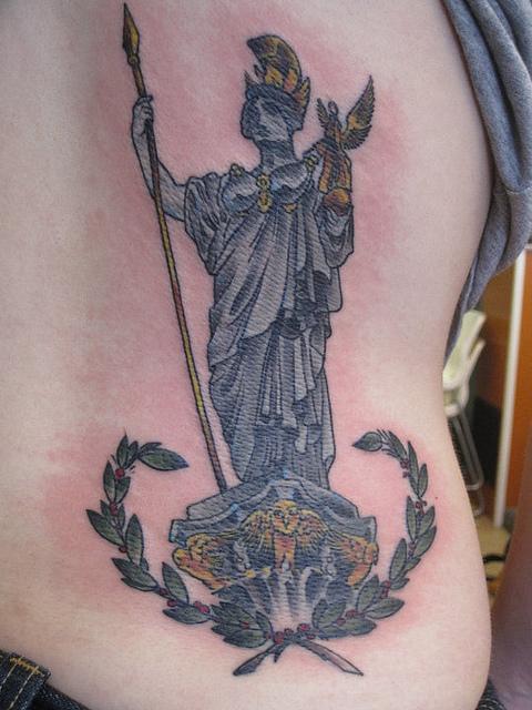 Grek Gods tattoos (19)