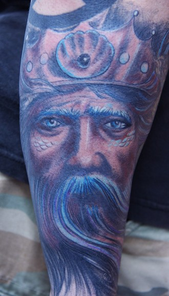 Grek Gods tattoos (17)