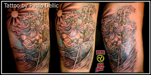 Grek Gods tattoos (16)