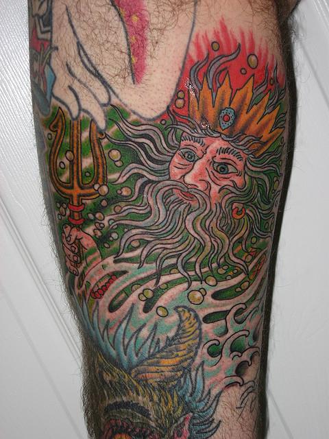 Grek Gods tattoos (15)