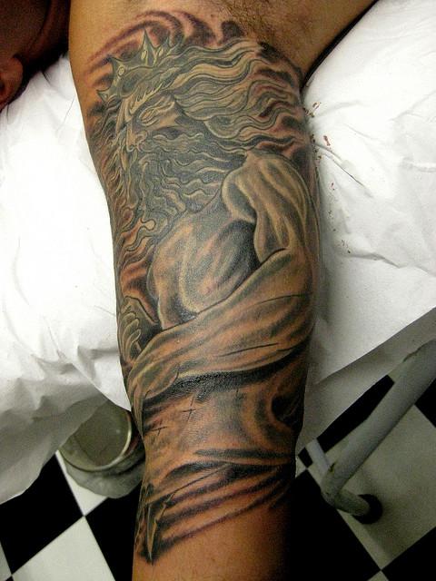 Grek Gods tattoos (13)