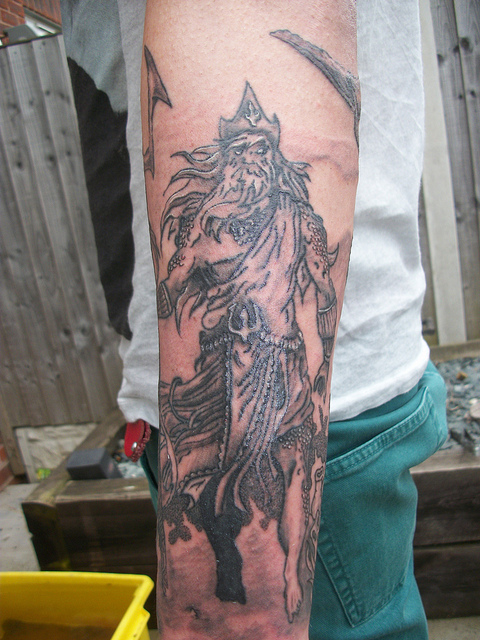 Grek Gods tattoos (4)