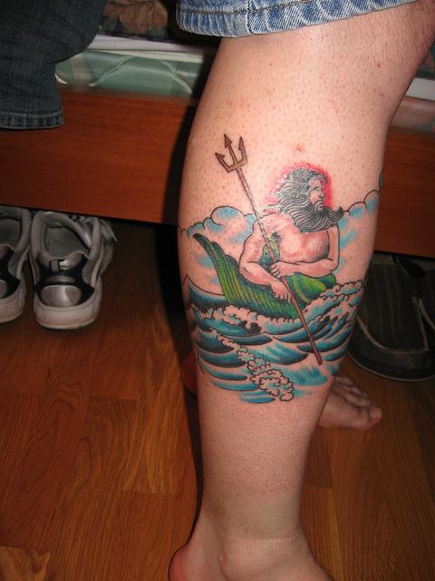 Grek Gods tattoos (3)