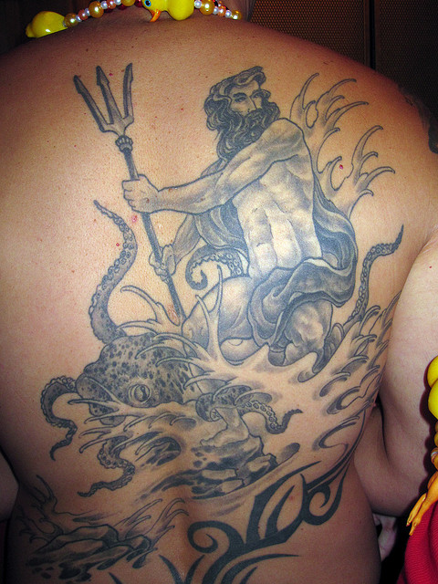 Grek Gods tattoos (2)