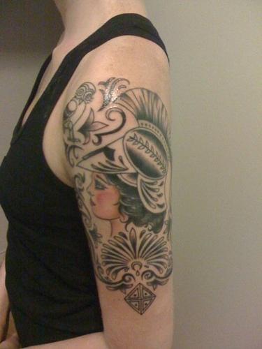 Grek Gods tattoos (1)