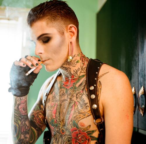 Tattooed Guys (25)