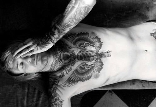 Tattooed Guys (14)