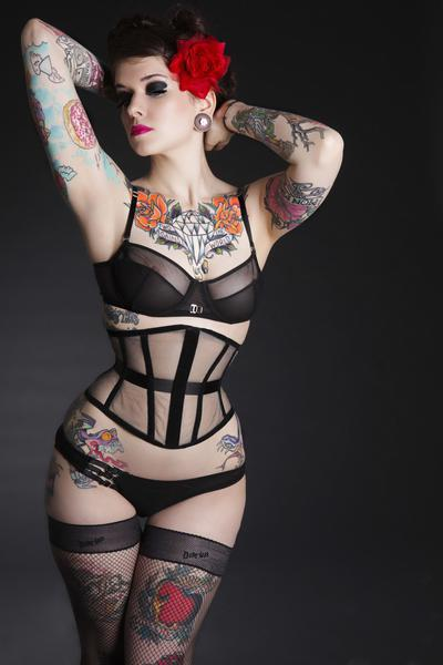 Tattooed Girls (48)