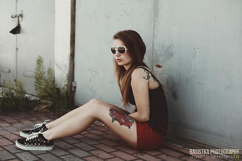 Tattooed Girls (47)