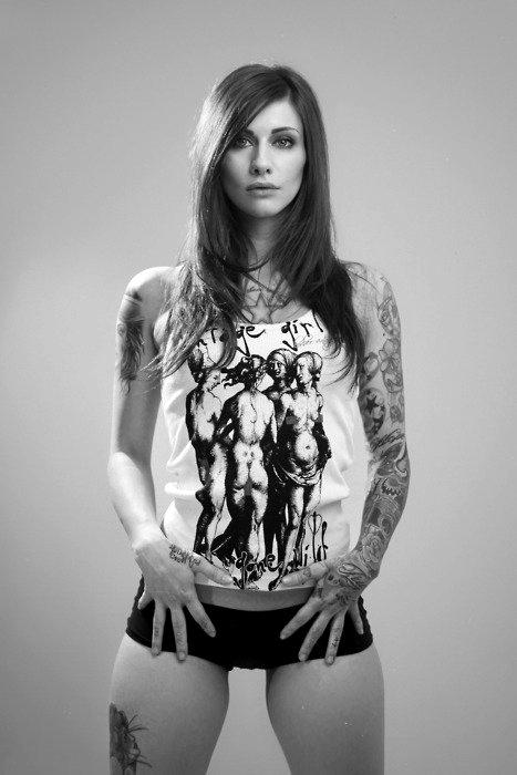 Tattooed Girls (37)