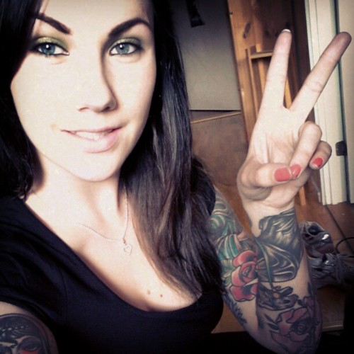 Tattooed Girls (34)
