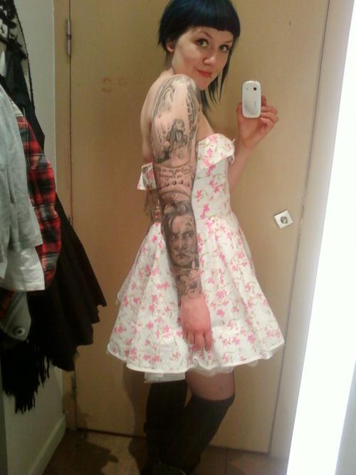 Tattooed Girls (26)