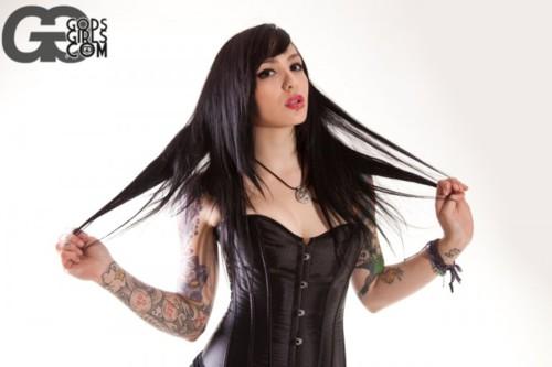 Tattooed Girls (14)