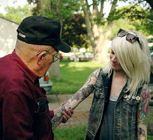 Tattooed Girls (6)