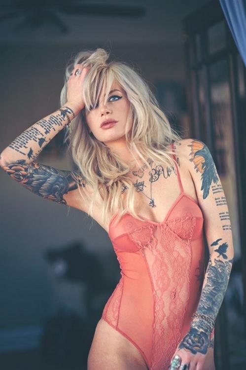 Tattooed Girls (5)