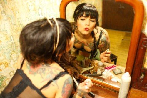 Tattooed Girls (3)