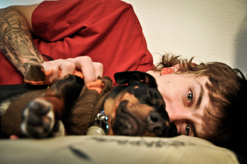 Tattooed People with Puppies (85)