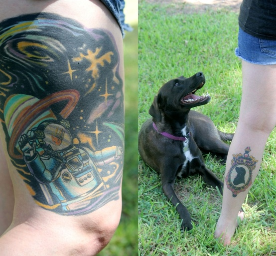 Tattooed People with Puppies (74)