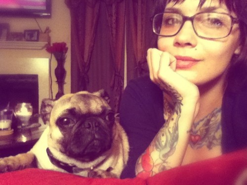 Tattooed People with Puppies (31)