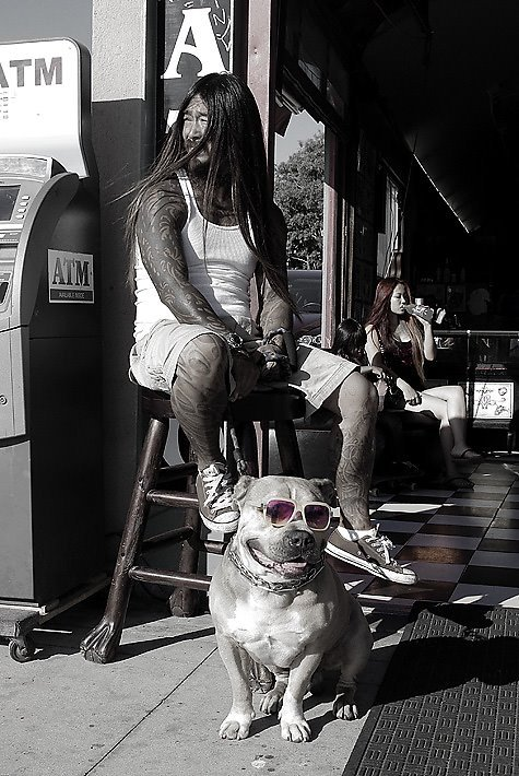 Tattooed People with Puppies (6)