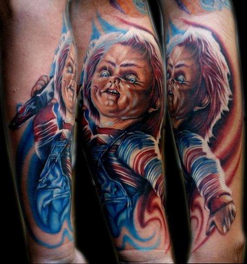 Chucky's Tattoos (31)