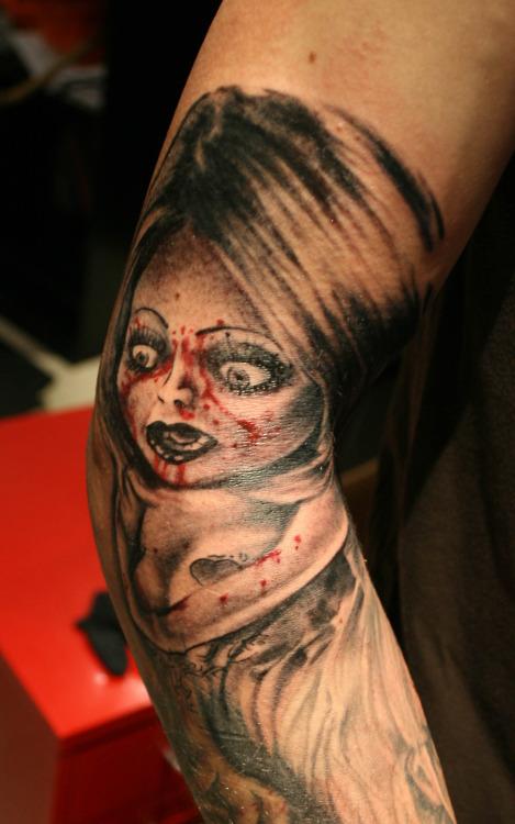 Chucky's Tattoos (29)