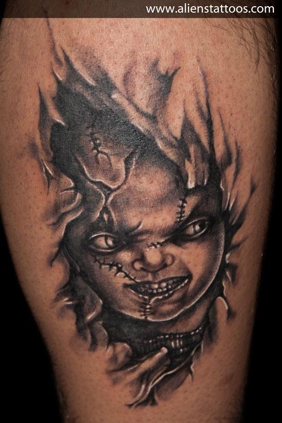 Chucky's Tattoos (28)