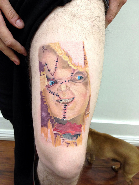 Chucky's Tattoos (27)