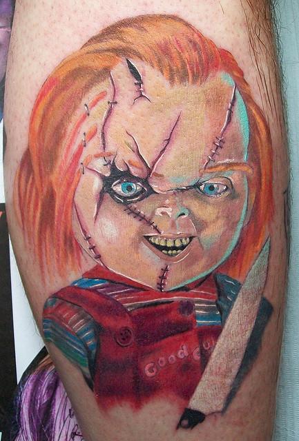 Chucky's Tattoos (26)