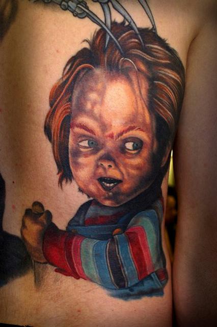 Chucky's Tattoos (23)