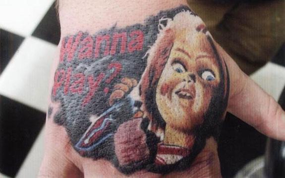 Chucky's Tattoos (22)