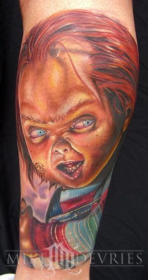 Chucky's Tattoos (1)
