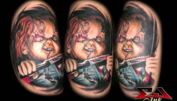 Chucky's Tattoos (21)