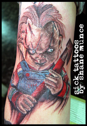Chucky's Tattoos (20)