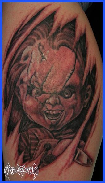 Chucky's Tattoos (19)