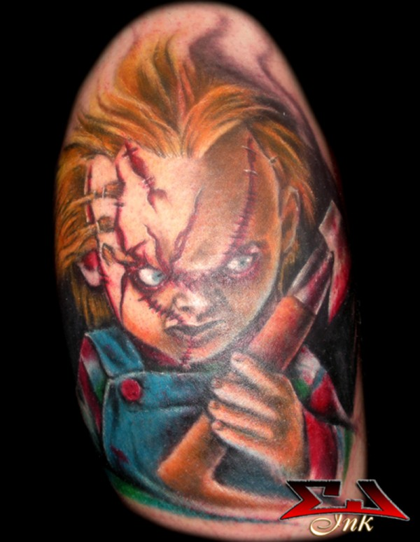 Chucky's Tattoos (18)