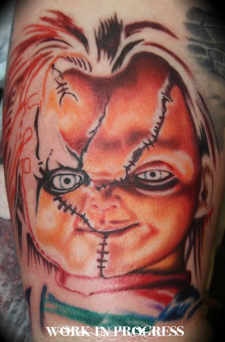 Chucky's Tattoos (14)