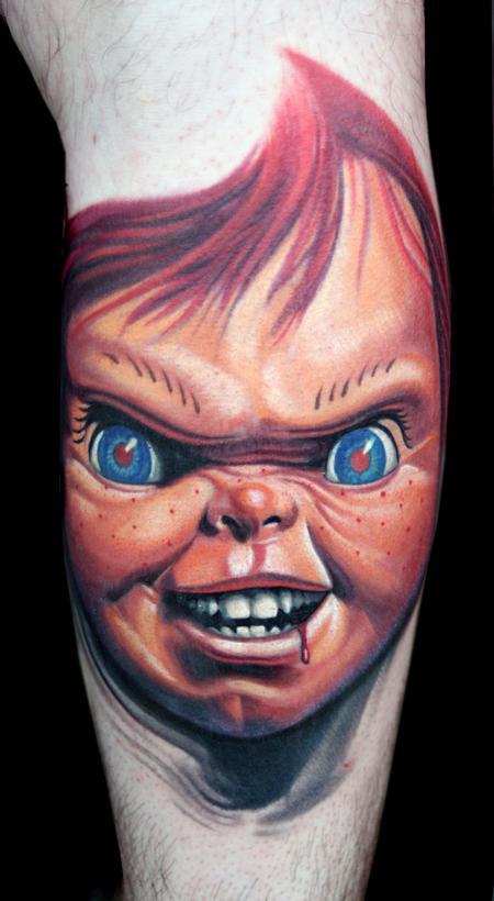Chucky's Tattoos (13)