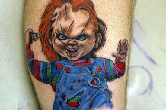 Chucky's Tattoos (12)