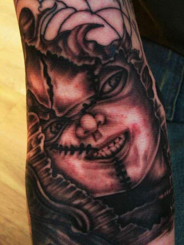 Chucky's Tattoos (11)