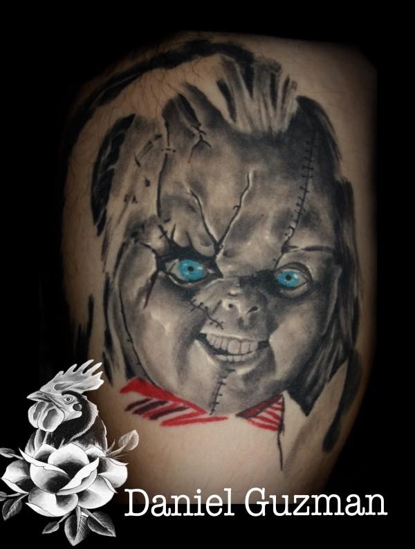 Chucky's Tattoos (9)