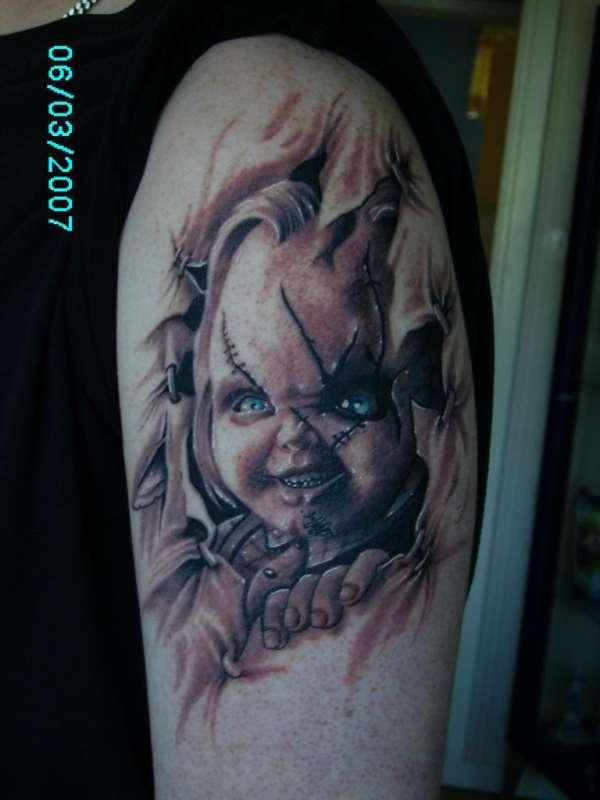 Chucky's Tattoos (8)