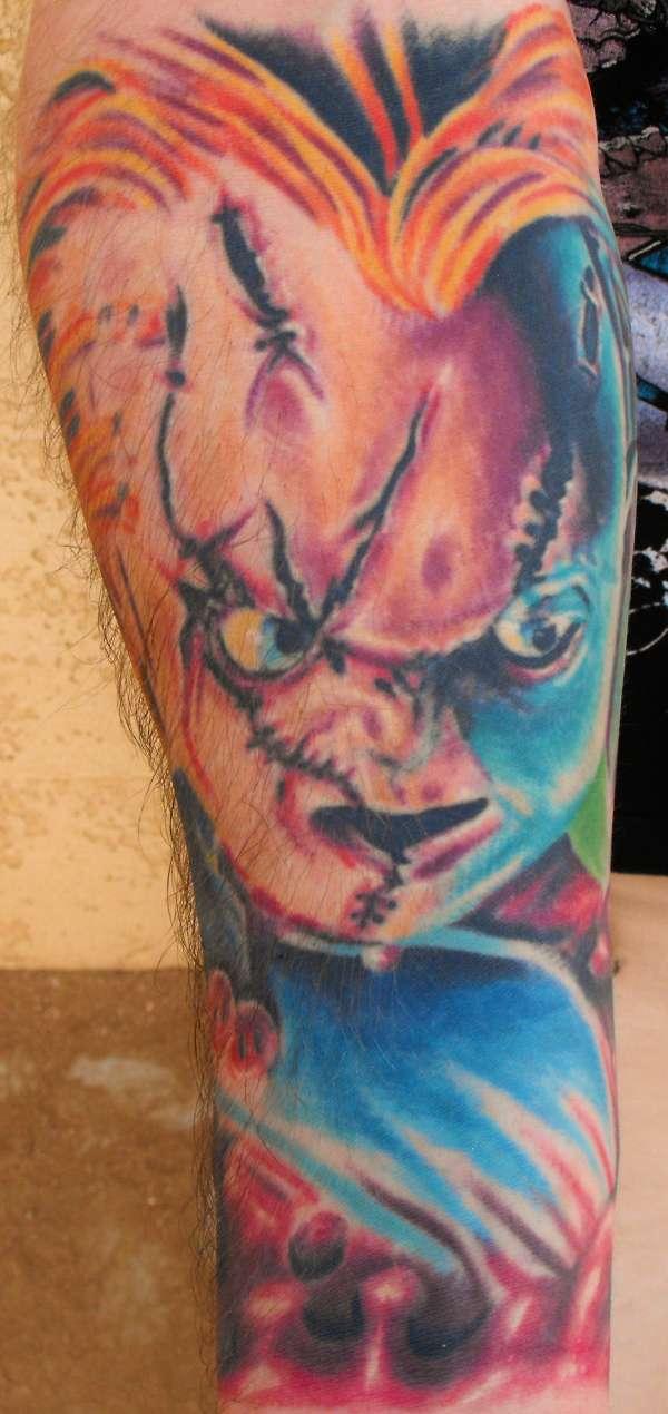 Chucky's Tattoos (6)