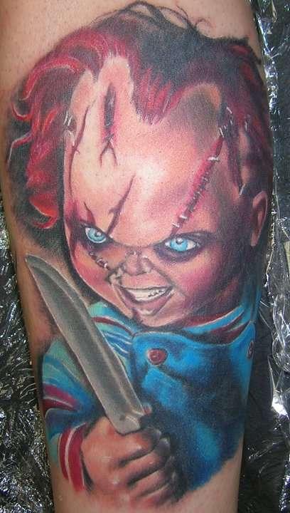 Chucky's Tattoos (5)
